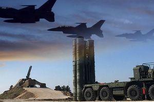 Israel đã vô hiệu S-400 khi không kích Masyaf?