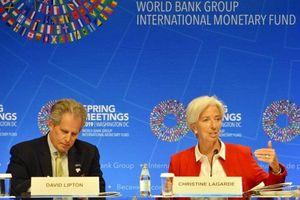 Khai mạc Hội nghị mùa Xuân IMF - WB