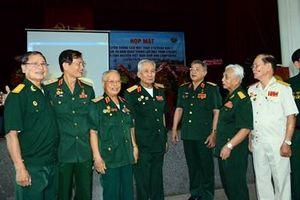 Họp mặt truyền thống kỷ niệm 40 năm thành lập Mặt trận 479 Quân khu 7