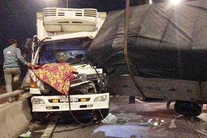 TP.HCM: Tai nạn liên hoàn trên cầu vượt An Sương, 5 người nhập viện