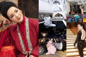 Hoa hậu đền Hùng Giáng My ra sao sau 27 năm đăng quang?