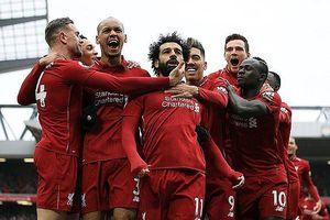 Liverpool hạ gục Chelsea, tái chiếm ngôi đầu Ngoại hạng Anh