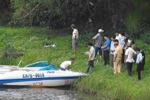 Một con bạc bị đuối nước tử vong vì nhảy xuống sông bỏ trốn