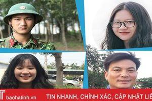 Tuổi trẻ Hà Tĩnh thắp sáng ngọn lửa yêu nước và lòng tự hào dân tộc