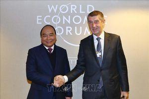 Khai thác tiềm năng hợp tác kinh tế giữa CH Séc và Việt Nam