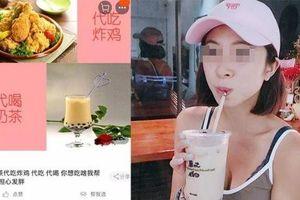 Lạ lùng dịch vụ thuê người ăn hộ đang gây 'sốt' ở Trung Quốc