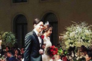 Đám cưới Lee Yong Jin: Cô dâu giống Yoo In Na, Super Junior - Yoo Jae Suk và nhiều sao tham dự