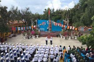 Mít tinh kỷ niệm 44 năm giải phóng quần đảo Trường Sa