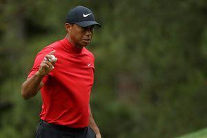 Tiger Woods chấm dứt cơn khát danh hiệu major kéo dài 11 năm