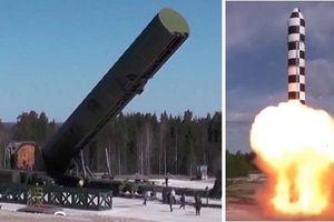 RS-28 Sarmat: Quỷ Satan Nga từ địa ngục kinh hoàng