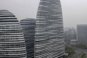 TQ: Bị phạt gần 700 triệu đồng vì chê tòa nhà ở Bắc Kinh 'phong thủy xấu'