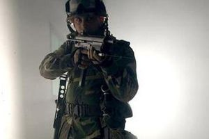 Đội đặc nhiệm tuyệt mật Anh SAS lần đầu theo dõi Nga