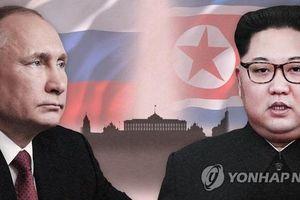 Lãnh đạo Kim Jong-un rục rịch chuẩn bị gặp Tổng thống Putin