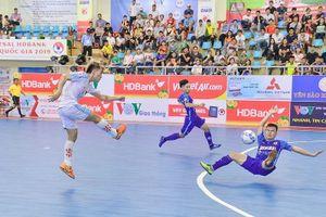 Giải futsal VĐQG 2019: ĐKVĐ Thái Sơn Nam khởi đầu thuận lợi