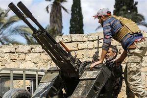 Libya tuyên bố bắn hạ máy bay của đối phương