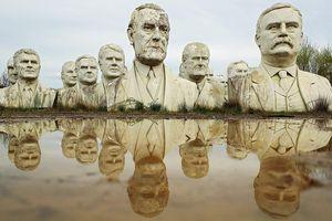 Sự kiện ấn tượng qua ảnh trong tuần (6-13/4): Tìm lại 'Công viên Tổng thống Mỹ' một thời