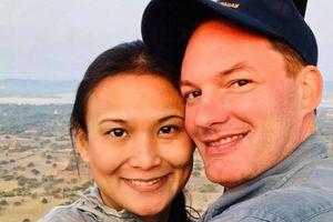Chồng cũ Hồng Nhung lần đầu xuất hiện cùng vợ mới sau khi tái hôn