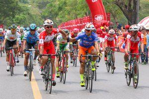 Cúp xe đạp truyền hình TP.HCM 2019: Lê Nguyệt Minh xứng danh vua nước rút