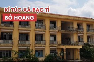 Khu nội trú bạc tỉ bỏ hoang vì học sinh ngại đi bộ 2 km đến trường