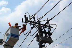 TP.HCM cúp điện diện rộng do nổ bộ điều chỉnh điện áp trạm Hiệp Bình Phước