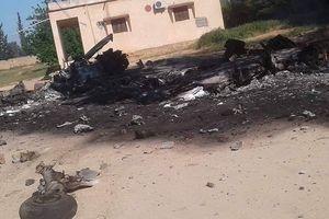 Lực lượng GNA 'báo thù', bắn rụng chiến đấu cơ của phe Tướng Haftar ở Tripoli