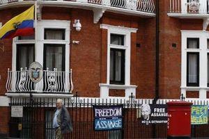 Ông Assange bị tố dùng sứ quán Ecuador làm trung tâm gián điệp