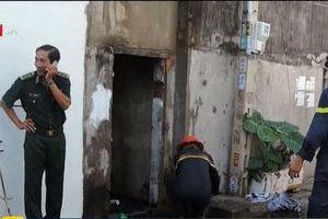 Cháy nhà ở Bình Thuận, 1 người thiệt mạng