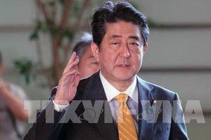 Thủ tướng Nhật Bản đề nghị Anh hạn chế tối thiểu tác động tiêu cực của Brexit