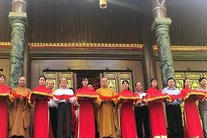 Bắc Ninh: Khánh thành Thánh Quang Bảo tháp Đại Bi 15 tầng