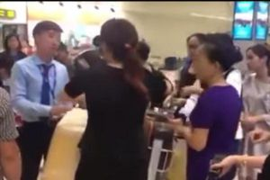 Thông tin bất ngờ vụ nữ hành khách bị sàm sỡ trên máy bay