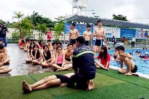 Tăng cường phòng, tránh tai nạn đuối nước học sinh dịp hè