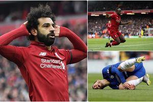 Chấm điểm Liverpool 2-0 Chelsea: Eden Hazard chào thua Mohamed Salah