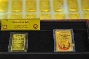 Sau kỳ nghỉ lễ Giỗ Tổ, giá vàng trong nước đang đi xuống