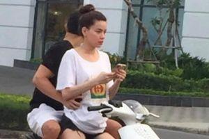Chuyện showbiz: Hồ Ngọc Hà và bạn trai Kim Lý vi phạm luật giao thông