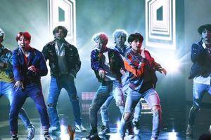 BTS khuấy đảo lịch sử K-pop 'nổi đình nổi đám' ở cả Anh và Mỹ