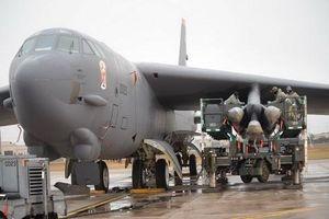 Nga 'lạnh gáy' khi Mỹ trang bị siêu tên lửa hành trình hạt nhân cho pháo đài bay B-52