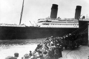 Những bức ảnh về con tàu Titanic xấu số và chuyến đi định mệnh