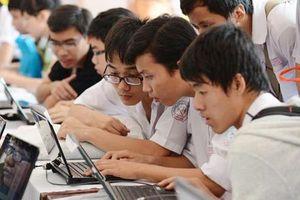 So sánh điểm chuẩn ngành Công nghệ thông tin của 3 đại học ở Sài Gòn