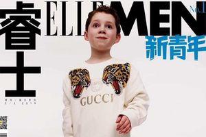 'Thánh meme' Gavin Thomas bất ngờ khi xuất hiện trên bìa tạp chí lớn