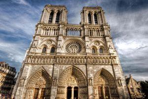 Hồi ức về Nhà thờ Đức Bà, kiến trúc hoàn mỹ của nhân loại