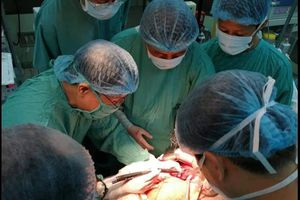 Bước phát triển mới trong phẫu thuật cho bệnh nhân ung thư gan