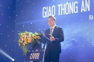 Triển khai chiến dịch ATGT '3.500 sinh mạng tại Việt Nam'