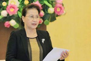 Chủ tịch Quốc hội nêu bức xúc vụ thai phụ 18 tuổi bị đánh sảy thai