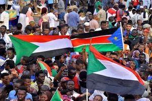 Nhóm nòng cốt tổ chức biểu tình tại Sudan kêu gọi thành lập hội đồng dân sự chuyển tiếp