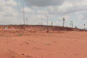 Đất Bình Thuận lên 'cơn sốt'