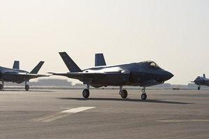 Mỹ lần đầu đưa 'Tia chớp' F-35A tới chảo lửa Trung Đông