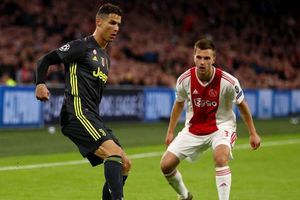 Juventus - Ajax Amsterdam (lượt đi 1-1): Sức trẻ Ajax
