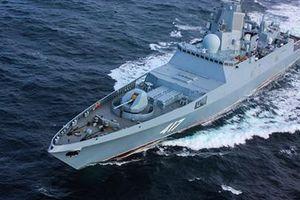 Sức mạnh của siêu khinh hạm Nga vừa vào biển Đông