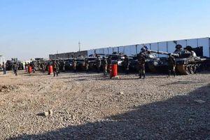 Xem vũ khí 'khủng' của cảnh sát Iraq