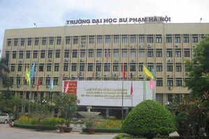 Vụ gian lận điểm thi THPT quốc gia: Thủ khoa 'kép' của ĐH Sư phạm Hà Nội được nâng 14,85 điểm